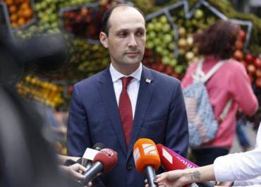 მინისტრი ფაროსანას მიერ ციტრუსის მოსავლის განადგურებას უარყოფს