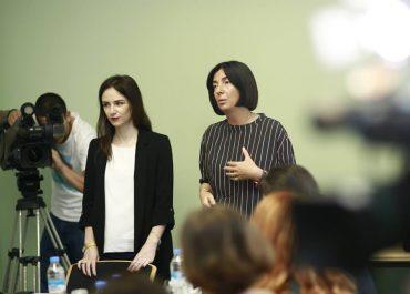 """პროექტის """"ერთობლივი ძალისხმევა ქალთა ეკონომიკური გაძლიერებისთვის საქართველოში"""" ფარგლებში პირველი სამუშაო შეხვედრა გაიმართა."""