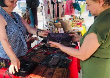 ბათუმი მეწარმე ქალების პროდუქციის გამოფენა-გაყიდვას მასპინძლობდა
